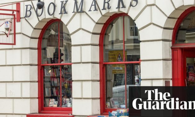 Bookshop Attacked in Central London