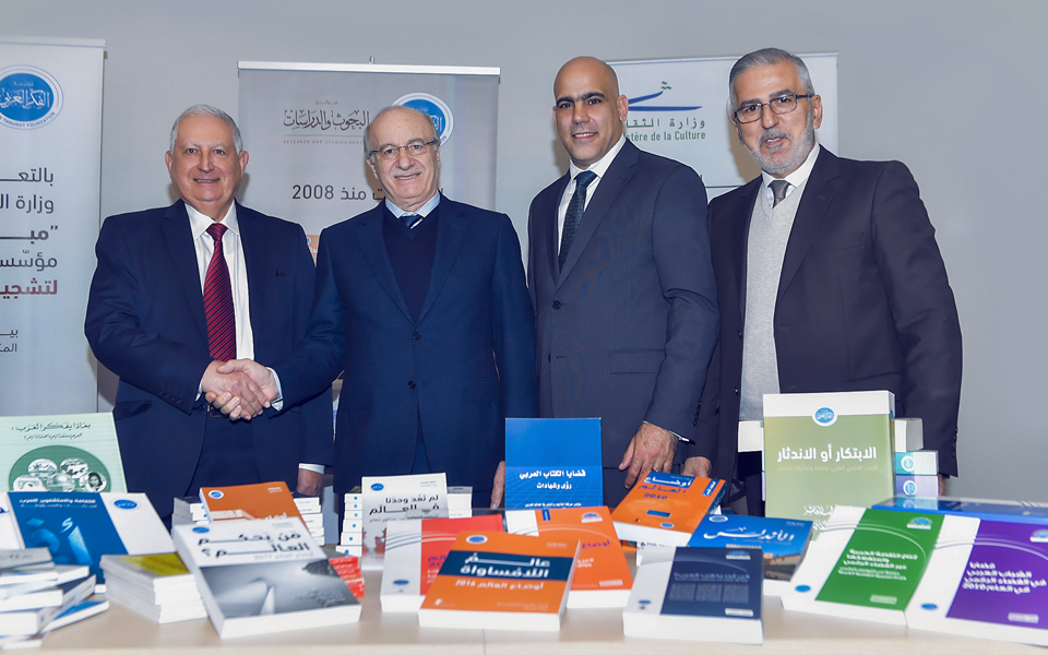 Arab Thought Foundation Donates 17,000 Books to Public Libraries in Lebanon