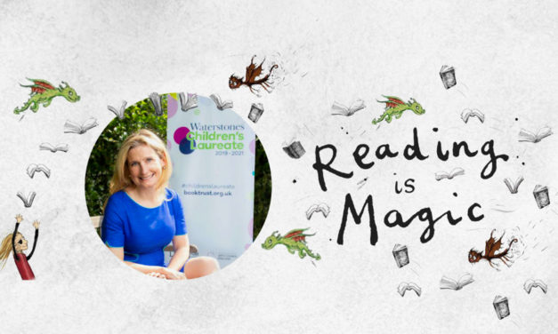 New UK children's laureate lays out her manifesto