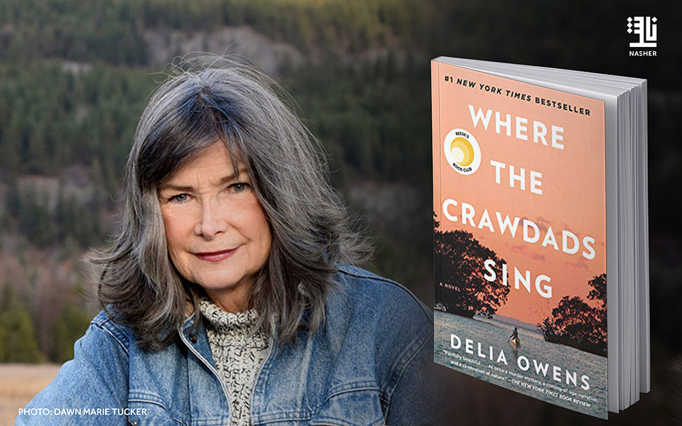 The extraordinary success of Where the Crawdads Sing