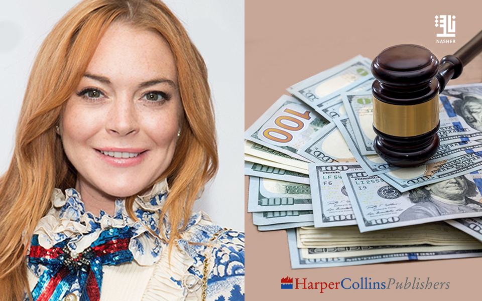 Lindsay Lohan sued by HarperCollins for collecting $365K advance but never writing book
